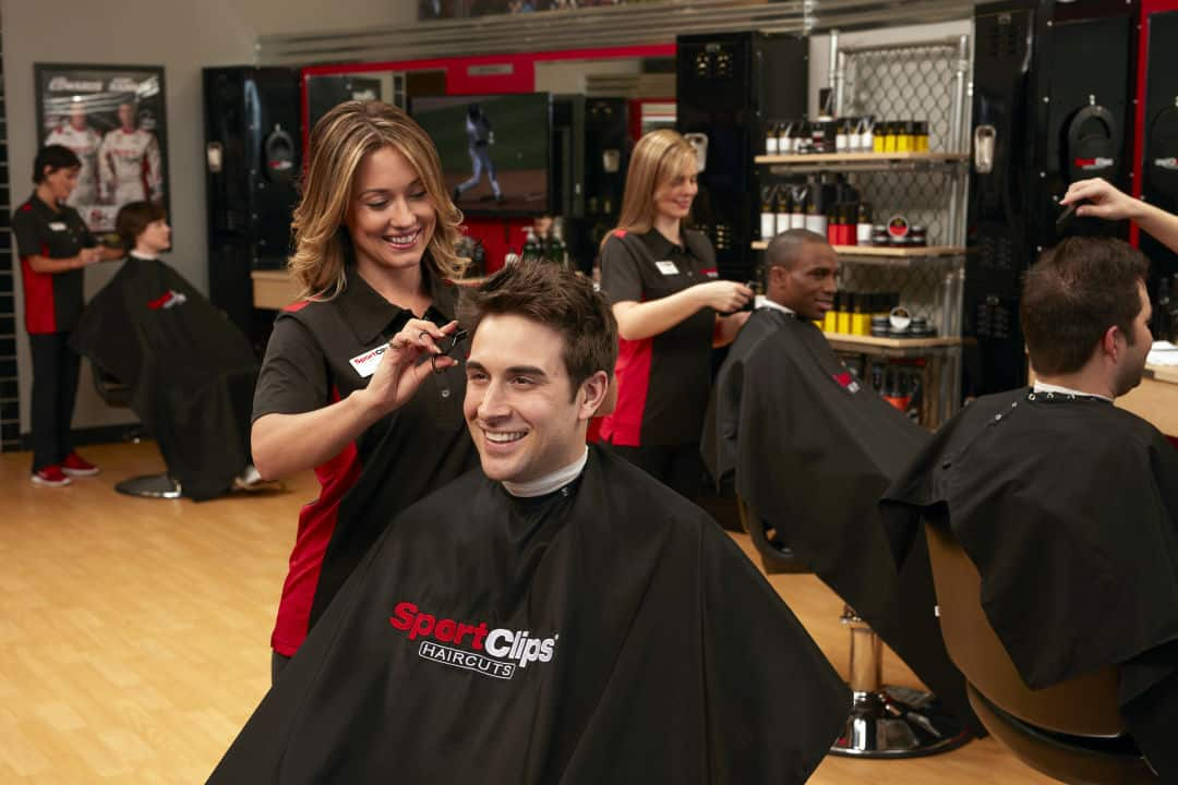 Services Offered By Sport Clips