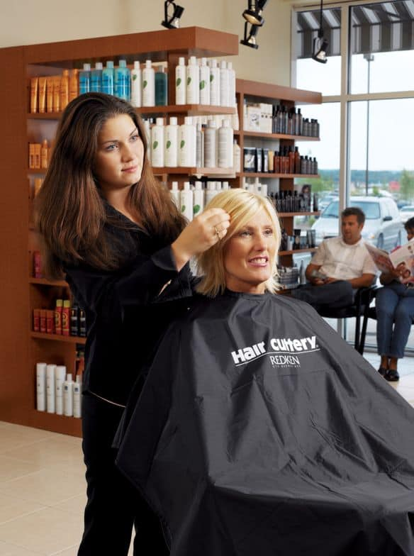 Services Offered at Hair Cuttery