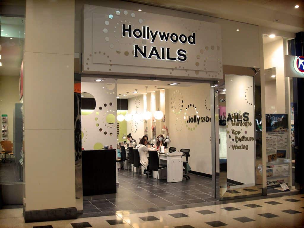 Hollywood Nails Prices