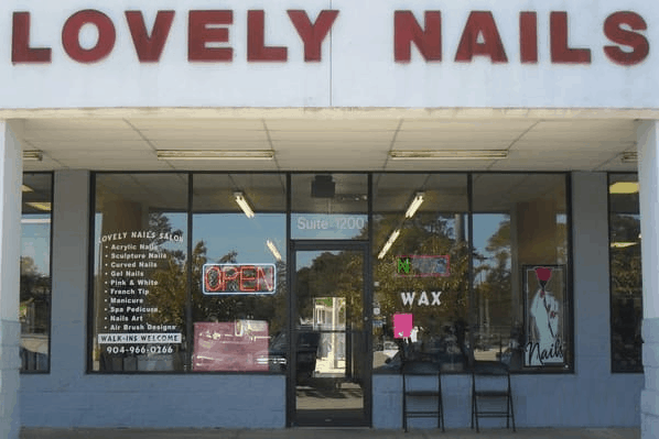 Lovely Nails Prices